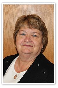 Brenda Hill : Treasurer